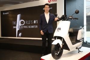 ครั้งแรกในเมืองไทยกับ NIU : Smart Electric Scooter