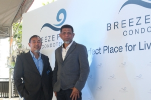 """นักลงทุนภูเก็ตจับมือเครือข่ายสหกรณ์อิสลาม ผุดคอนโดหรู """"Breeze Park"""" กว่า 800 ล้าน รับตลาดมุสลิม"""