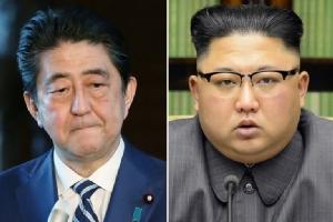 """กลัวตกเทรนด์! สื่อปลาดิบเผย """"ญี่ปุ่น"""" เล็งจัดประชุมซัมมิต """"อาเบะ-คิมจองอึน"""""""
