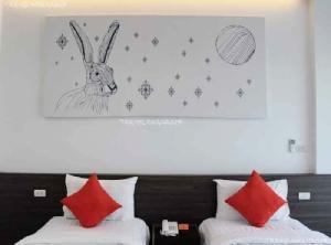 """""""พิมดารา"""" โรงแรมสไตล์ Art Gallery พักสบาย โดนใจคนชอบงานศิลป์"""
