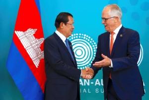 ผู้นำแดนจิงโจ้เล็งคุยสิทธิมนุษยชนกับพม่าและกัมพูชาในที่ประชุมอาเซียน