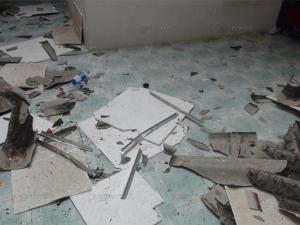 อ่วม! พายุฤดูร้อนพัดถล่มบ้านชาวเบตงเสียหาย 15 หลัง