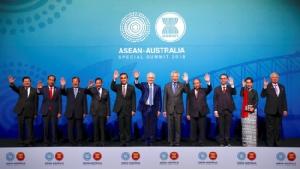 อาเซียนเห็นพ้องคลี่คลายวิกฤตโรฮิงญา-เรียกร้องความสงบในทะเลจีนใต้
