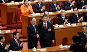 'หวังฉีซาน'ขึ้นเป็นรองประธานาธิบดีจีน รับภารกิจหลีกเลี่ยงสงครามการค้ากับสหรัฐฯ