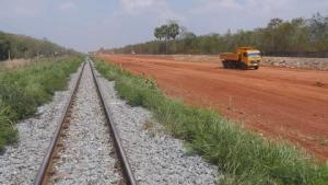 ร.ฟ.ท.เพิ่งจ่ายค่าก่อสร้างรถไฟไทย-จีน ทล.สปีดปรับคันทาง 3.5 กม. เสร็จตามแผน