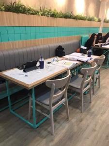ร้านคอฟฟี่ช็อปดัง วอนลูกค้ามาใช้บริการกรุณาอย่ากั๊กที่ วอนเห็นใจผู้ที่ต้องการใช้บริการจริงๆ
