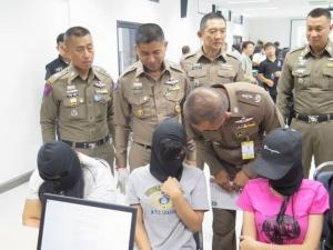 จับแก๊งชาวไนจีเรีย-สาวไทยค้ายานรกยึดทรัพย์สิน 11 ล้าน