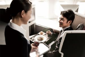 เติมเต็มความหมายของชีวิตแห่งการเดินทาง กับ  JAL Sky Suite series  ชั้นธุรกิจ