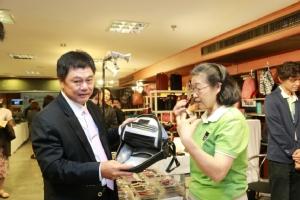 กสอ.จัดงานแฟนพันธุ์แท้เครื่องหนังไทย หนุนเอสเอ็มอีสู่เวทีตลาดโลก