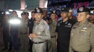 ปิดล้อมตรวจค้น 127 จุดจับต่างด้าว 82 รายอยู่ในประเทศไทยโดยผิดกฎหมาย