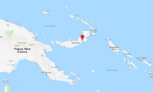 ด่วน! แผ่นดินไหวรุนแรง 6.9 ระดับตื้นใต้ทะเลใกล้ฝั่งปาปัวนิวกินี เตือนภัยสึนามิรัศมี 300 กม.จากศูนย์กลาง