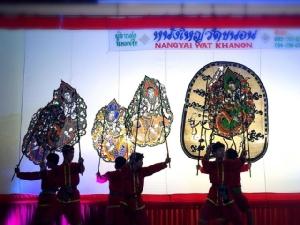 """""""เทศกาลหนังใหญ่วัดขนอน ครั้งที่ 13"""" 13-14 เมษานี้เที่ยววิถีไทย """"ชมหนังใหญ่ แต่งไทย ไปตลาดด่านขนอน"""""""