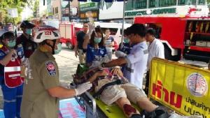 เทศบาลเชียงใหม่ซ้อมแผนกู้ภัยสร้างความเชื่อมั่นการดูแลนักท่องเที่ยวช่วงปีใหม่เมือง 2561