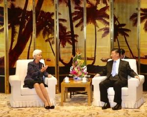 ไอเอ็มเอฟ ชื่นชมการปฏิรูปและการเปิดเสรีของจีน ยกย่องโลกต้องการผู้นำอย่างจีน