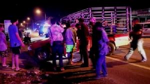 รวม 3 วันสงกรานต์อุบัติเหตุพุ่ง 1,846 ครั้ง ดับรวม 188 ราย