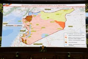 In Pics : ปฏิบัติการโจมตีซีเรียของ 3 พันธมิตรชาติตะวันตก