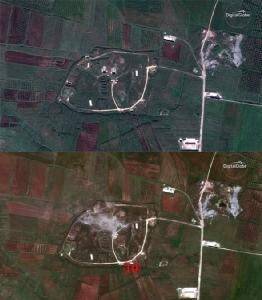 """สหรัฐประเดิม """"จรวดล่องหน"""" AGM-158B ปล่อย 19 ลูกจาก B-1B ถล่มซีเรีย"""