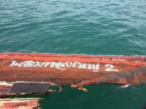 เรือหางยาวนำเที่ยวชนกันกลางเขื่อนเชี่ยวหลานทำคนเจ็บ 13 คน