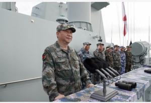 จีนแก้ระเบียบกลาโหมตามแนวคิดประธานาธิบดีสี เสริมความแข็งแกร่งกองทัพปลดแอกประชาชนจีน