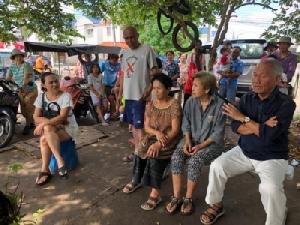 ประปายังไม่ทำงาน! น้ำไม่ไหล 4 วัน ชาวบ้านเอื้ออาทรหนองคาย 400 หลังคาเรือนเดือดร้อนหนัก
