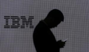 IBM กำไรพลาดเป้าทำหุ้นร่วง