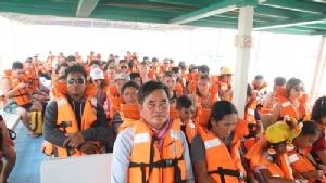 เจ้าท่าพัทยาโชว์ผลงานความปลอดภัยทางน้ำช่วง 7 วันอันตราย อุบัติเหตุเป็นศูนย์
