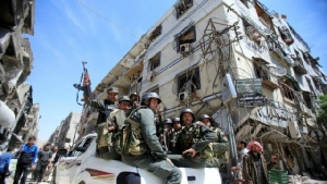 """ทีมตรวจสอบนานาชาติมาถึง """"เมืองต้องสงสัยมีการใช้อาวุธเคมี"""" ในซีเรียแล้ว"""