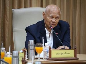 ประธาน กมธ.บริหารราชการแผ่นดินฯ ลงติดตามสถานการณ์ความไม่สงบชายแดนใต้ที่สงขลา