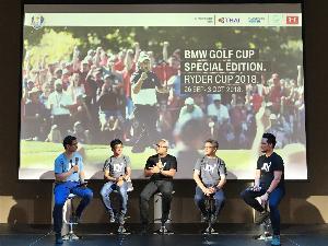 BMW ต่อยอด JOY Experience  จัดครบ วิ่ง-กอล์ฟ-เรซซิ่ง