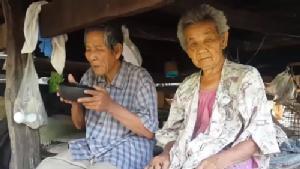 ชีวิตแสนรันทด..พบสองตายายเมืองช้างวัย 80 ทุกข์ยากลำบาก ตาบอด-ป่วยพาร์กินสัน ไร้คนดูแล(ชมคลิป)