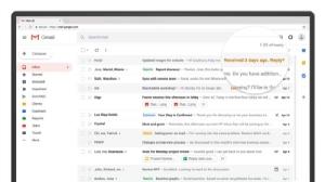 Nudging คุณสมบัติใหม่เพื่อช่วยให้ผู้ใช้สามารถเรียงลำดับอีเมลที่ส่งผ่านตัวกรอง ทำให้อีเมลที่ระบุว่าสำคัญมากแสดงไว้ที่ด้านบนของกล่องจดหมาย