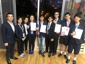 นร.ไทยคว้า 7 รางวัลนักวิทยาศาสตร์รุ่นเยาว์