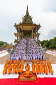 ธรรมกายปักหมุดกัมพูชา รุกจัดอีเวนต์ขยายศรัทธา