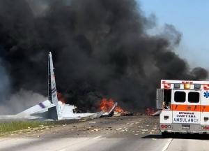 In Clip : เครื่องบินลำเลียง C-130 เนชันแนลการ์ดเปอร์โตริโกตกที่รัฐจอร์เจีย คาดดับยกลำ 9 ศพ