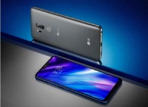 LG G7+ ThinQ สีดำ