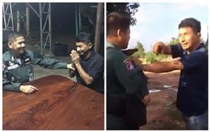 """#MGRTOP7 : """"วิระชัย"""" มือปราบกระปุกครีม   จับ """"ติ๊งค์"""" ลูกเลี้ยง """"กรณ์"""" พกโคเคน   ทหารเมากระชากเสื้อ ตชด."""