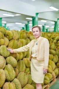JD.com อี-คอมเมิร์ซ ยักษ์ใหญ่จากจีน บินตรงเซ็น MOU ผนึกพันธมิตรควีน โฟรเซ่น ฟรุต ส่งออกทุเรียนขยายตลาดในจีน หวังช่วยเกษตรกรไทย