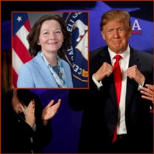 """In Clips : สะเทือนทั่ววอชิงตัน!! อดีตหัวหน้าฐานคุกลับ CIA ในไทยแถวอุดรฯ  """"เกือบถอนตัว"""" จากเสนอชื่อเป็นผ.อ CIA ให้ทรัมป์"""