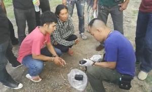 สืบจังหวัดเพชรบุรีจับเอเยนต์ยานรก ของกลางยาบ้าร่วม 4 พันเม็ด