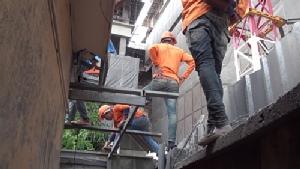 ผู้เสียหายพอใจ หลังอิตาเลียนไทยฯ ชดใช้ค่าเสียหายจากเหตุปูนตกใส่บ้าน