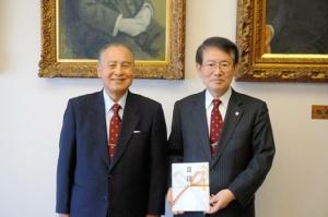 คุณปู่ชาวญี่ปุ่นบริจาคเงินสะสมทั้งชีวิต หวังเติมฝันคนใฝ่เรียน