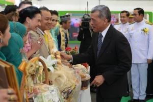 สมเด็จพระเจ้าอยู่หัวเสด็จฯ เปิดงานเมาลิดกลางแห่งประเทศไทย