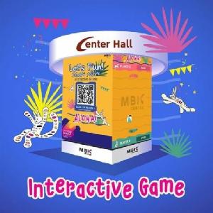 เอ็ม บี เค เซ็นเตอร์ เร่งเครื่องการตลาดมัดใจลูกค้ายุค 4.0 ชูแคมเปญ MBK Interactive Game กระตุ้นเอนเกจเมนต์