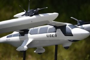 eVTOL flying taxi