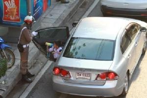 รองผู้บัญชาการตำรวจนครบาล ลงพื้นที่ตรวจสภาพจราจร วันเปิดภาคเรียนวันแรก