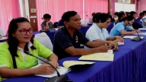 เกษตร จ.จันทบุรี ประชุมเครือข่ายเพิ่มประสิทธิภาพการผลิตสินค้าเกษตร