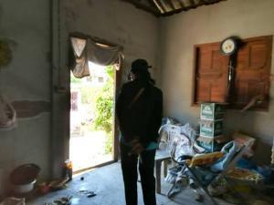 พ่อค้าพิษณุโลกเปิดบ้าน-ขึ้นป้ายประชด เชิญโจรขึ้นบ้าน หลังโดนขโมยเงินเก็บเกลี้ยงกระปุก