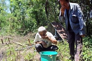 ชาวบ้านสวนผึ้ง ร้องน้ำประปาดำมีกลิ่นเหม็น