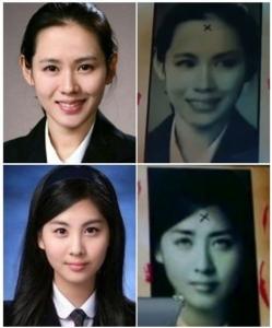 """รายการจีนสุดชุ่ย!! ใช้ภาพ """"ซอนเยจิน-ซอฮยอน"""" มาแต่งเป็นภาพคนตาย"""