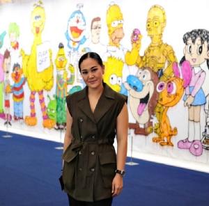 สตรีทอาร์ตระดับโลกครั้งแรกในไทย MADSAKI : Combination Platter